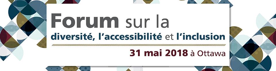 Forum Diversité Accessibilité Inclusion